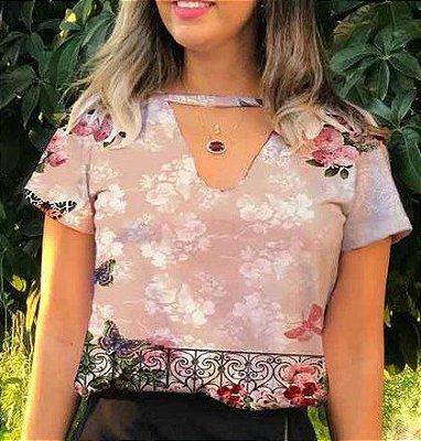 T-Shirt - Regatão - Gola V - Vestido, Adulto ou Infantil - Tal Mãe Tal Filha Cód.5963