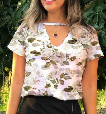 T-Shirt - Regatão - Gola V - Vestido, Adulto ou Infantil - Tal Mãe Tal Filha Cód.5956