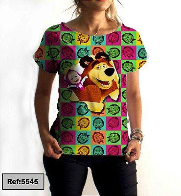 T-Shirt  - Regatão - Vestido, Adulto ou Infantil - Tal Mãe Tal Filha(o) Cód 5545