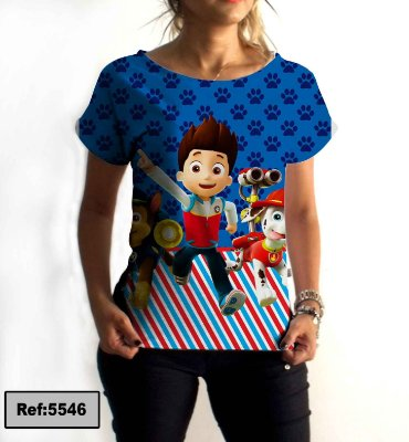 T-Shirt  - Regatão - Vestido, Adulto ou Infantil - Tal Mãe Tal Filha(o) Cód.5546