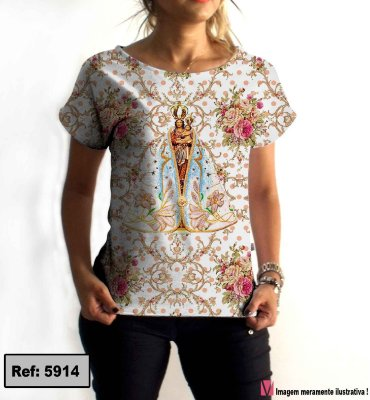 T-Shirt - Vestido, Adulto - Infantil, Masculino - Feminino - Tal Mãe Tal Filha (o) Cód.5914