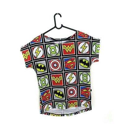 T-Shirt - Vestido, Adulto - Infantil, Masculino - Feminino - Tal Mãe Tal Filha (o) Cód.5266