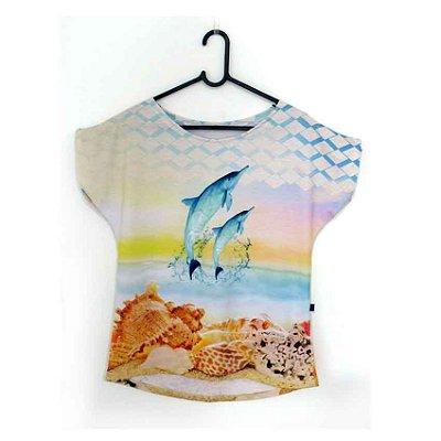 T-Shirt - Vestido, Adulto - Infantil, Masculino - Feminino - Tal Mãe Tal Filha (o) Cód.5212