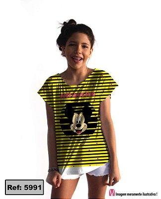 T-Shirt - Vestido, Adulto - Infantil, Masculino - Feminino - Tal Mãe Tal Filha (o) Cód.5991