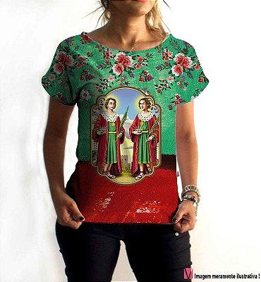 T-Shirt - Vestido, Adulto - Infantil, Masculino - Feminino - Tal Mãe Tal Filha (o) Cód.6014