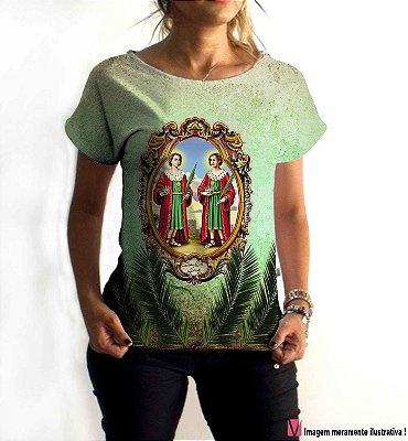 T-Shirt - Vestido, Adulto - Infantil, Masculino - Feminino - Tal Mãe Tal Filha (o) Cód.6015