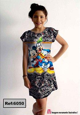 T-Shirt - Vestido, Adulto - Infantil, Masculino - Feminino - Tal Mãe Tal Filha (o) Cód.6050