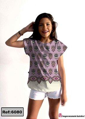 T-Shirt - Vestido, Adulto - Infantil, Masculino - Feminino - Tal Mãe Tal Filha (o) Cód.6080