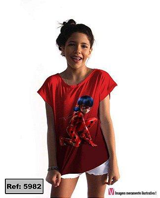 T-Shirt - Vestido, Adulto - Infantil, Masculino - Feminino - Tal Mãe Tal Filha (o) Cód.5982
