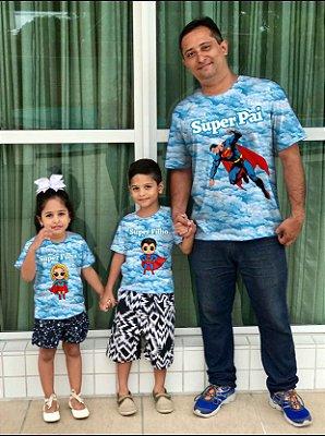 T-Shirt - Vestido, Adulto - Infantil, Masculino - Feminino - Tal Mãe Tal Filha (o) Cód.5802