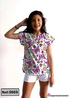 T-Shirt - Vestido, Adulto - Infantil, Masculino - Feminino - Tal Mãe Tal Filha (o) Cód.5669