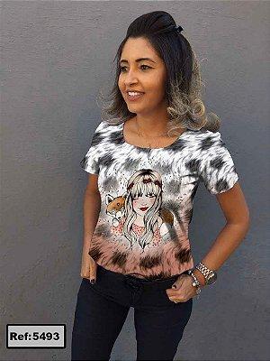 T-Shirt - Vestido, Adulto - Infantil, Masculino - Feminino - Tal Mãe Tal Filha (o) Cód.5493
