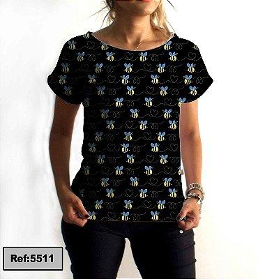 T-Shirt - Vestido, Adulto - Infantil, Masculino - Feminino - Tal Mãe Tal Filha (o) Cód.5511