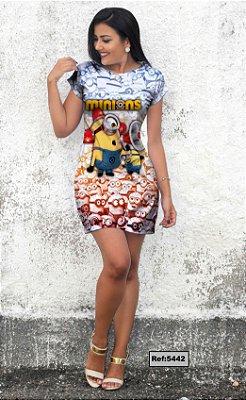 T-Shirt - Vestido, Adulto - Infantil, Masculino - Feminino - Tal Mãe Tal Filha (o) Cód.5442