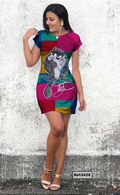 T-Shirt - Vestido, Adulto - Infantil, Masculino - Feminino - Tal Mãe Tal Filha (o) Cód.5438