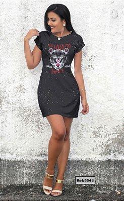 T-Shirt - Vestido, Adulto - Infantil, Masculino - Feminino - Tal Mãe Tal Filha (o) Cód.5548