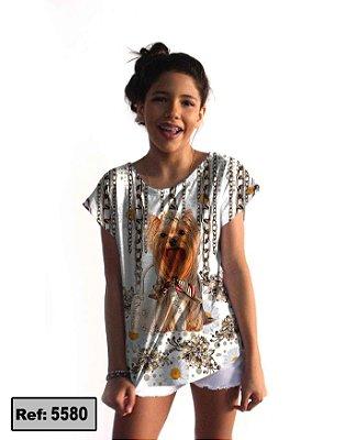 T-Shirt - Vestido, Adulto - Infantil, Masculino - Feminino - Tal Mãe Tal Filha (o) Cód.5580