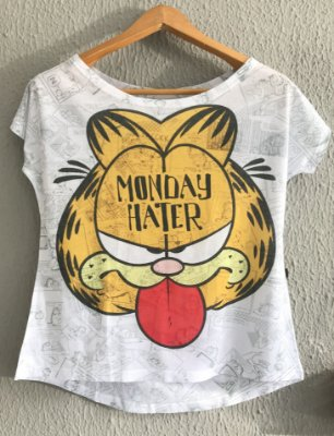 T-Shirt MONDAY HATER