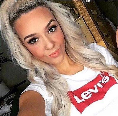 T-Shirt Atacado LEVIS - Adulto, Infantil ou Kit Mãe e Filha