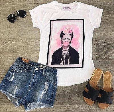 T-Shirt Atacado FRIDA PLOK - Adulta - Várias cores de tecido