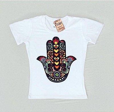 T-Shirt Atacado MANDALA - Adulto - Várias cores de tecido