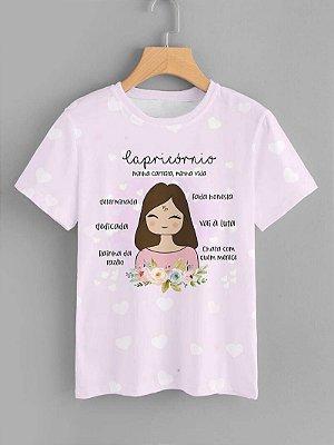 Tshirt Feminina Atacado CAPRICÓRNIO - SIGNO
