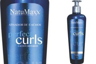 Ativadores De Cachos Perfect Curls Natumaxx 350g