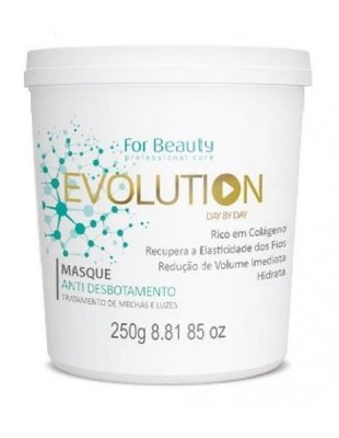 Mascara De Tratamento Evolution For Beauty 250g