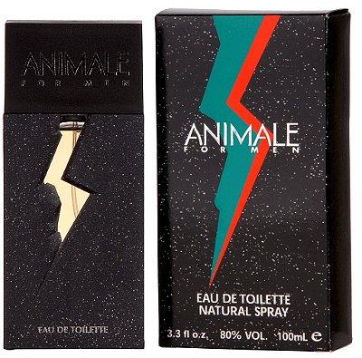 PERFUME ANIMALE MASCULINO EDT