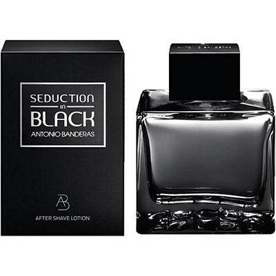 PERFUME SEDUCTION IN BLACK EDT MASCULINO ANTONIO BANDERAS