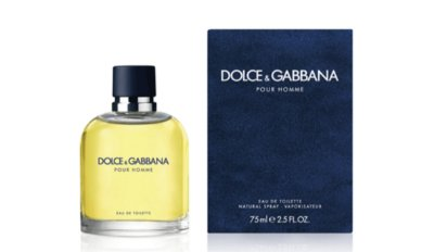 PERFUME DOLCE & GABBANA POUR HOMME EDT MASCULINO