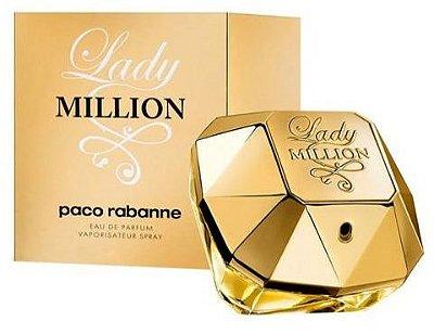 PERFUME LADY MILLION PACO RABANNE EDP FEMININO