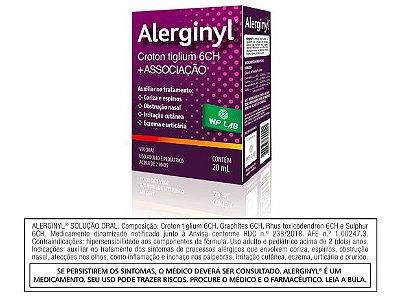 Alerginyl® Solucão Oral