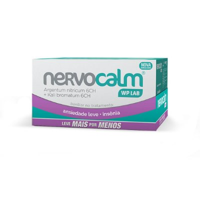 Nervocalm WP LAB® Pack 2 Unidades