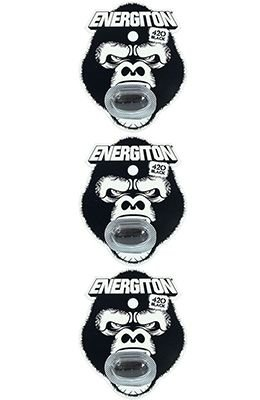 Energiton Black Blister - Pack 3 unidades