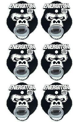 Energiton Black Blister - Pack 6 unidades