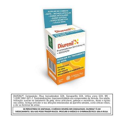 DIURENIL® - Dores Articulares e Gota