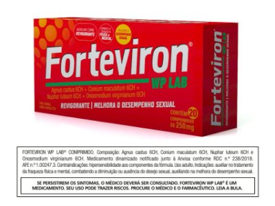 Forteviron WP LAB® - 20 Comprimidos