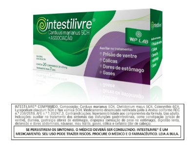 INTESTILIVRE® - Regulador Intestinal