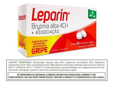 LEPARIN® - 20 comprimidos