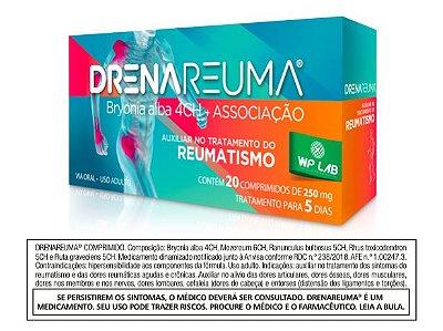 Drenareuma® 20 Comprimidos