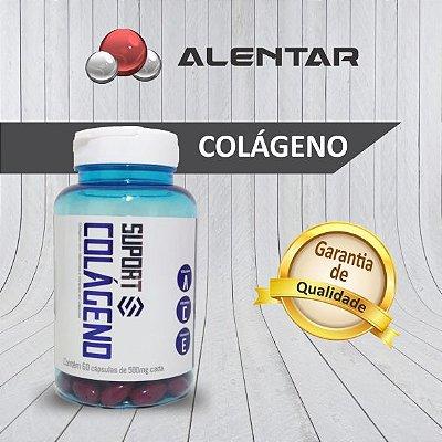 Colágeno hidrolizado - 60 cápsulas 500 mg