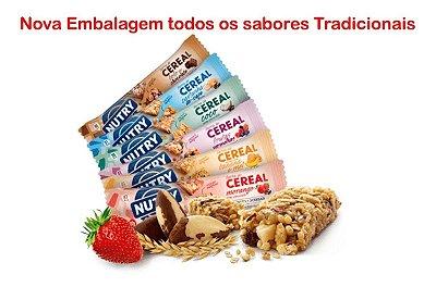 BARRA DE CEREAL NUTRY 24 UNIDADES
