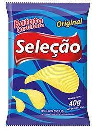 BATATA SELEÇÃO 40GR
