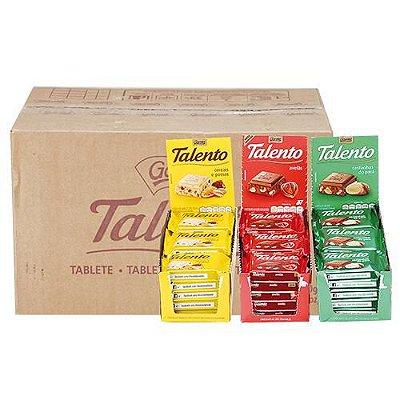 CHOC. MINI TALENTO C/15