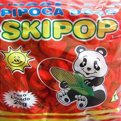 PIPOCA DOCE SKIPOP COM 30 UNIDADE DE 20 GR