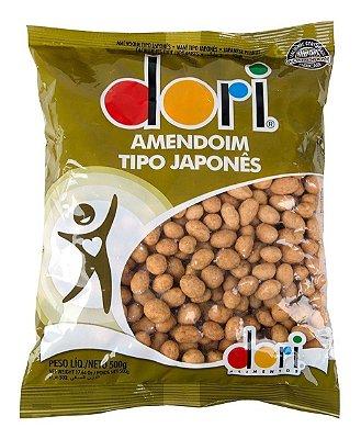 AMENDOIM DORI 500GR JAPONES