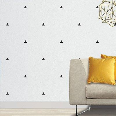 Adesivo Decorativo Triângulos