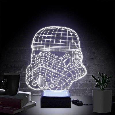 Luminária StormTrooper