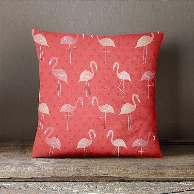 Almofada Flamingos
